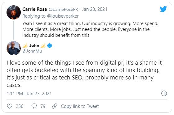 Best Digital PR Examples January 2021